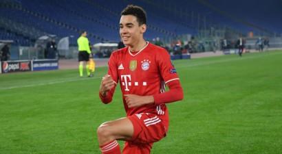 """""""Bayern"""" vārtu autors Musiala izlēmis mainīt izlasi un Anglijas vietā pārstāvēt dzimto Vāciju"""