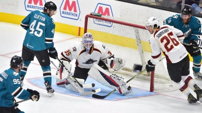 Kivleniekam pirmās zvaigznes gods AHL spēlē