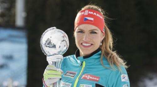 2016. gada labākā biatloniste Koukalova, visticamāk, nepiedalīsies olimpiskajās spēlēs