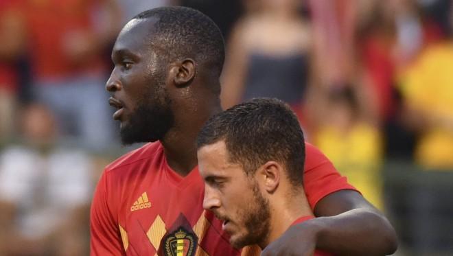 """Mesi nav Argentīnas sastāvā, Lukaku pēc """"Euro2020"""" plāno aiziet no Beļģijas izlases"""