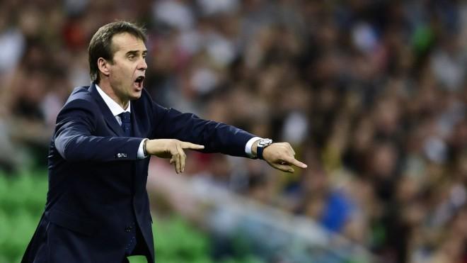 Pie ''Real'' stūres stājas Spānijas izlases galvenais treneris Lopetevi