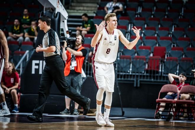 Vēveris papildina Latvijas jauno basketbolistu leģionu ACB sistēmā