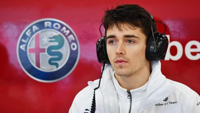 """Leklērs: """"Nākamgad mans mērķis būs izcīnīt F1 titulu"""""""