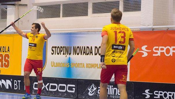 Pēdējo sezonu titulētākās komandas tiksies Ulbrokā