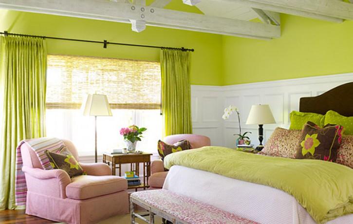 Krāsas un smaržas nozīme mājoklī