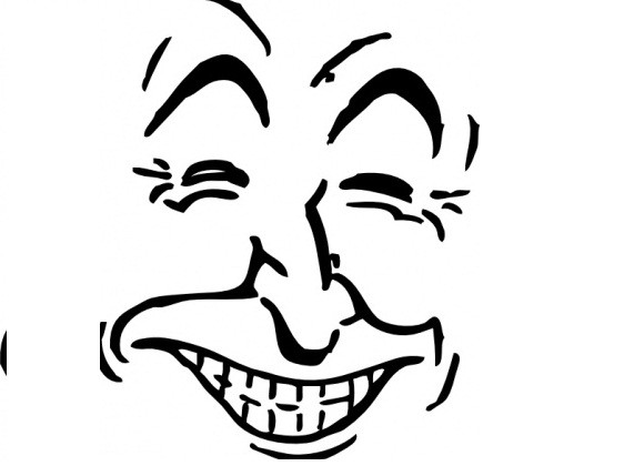 laughing face clip art. laughing face clip art.