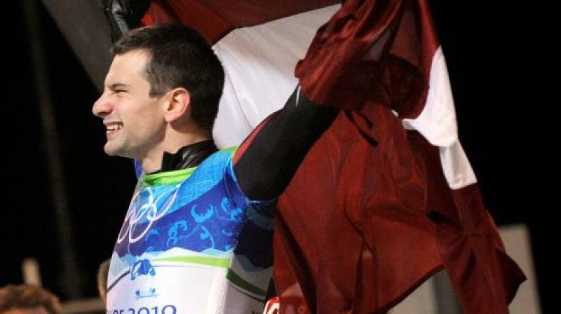 Martins Dukurs  Foto: Romāns Kokšarovs, Sporta Avīze, f64