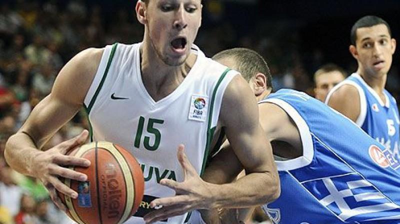 Jons Valančūns  Foto: FIBA Europe