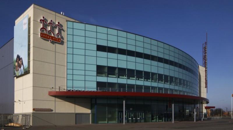Arēna Rīga. Foto: ArenaRiga