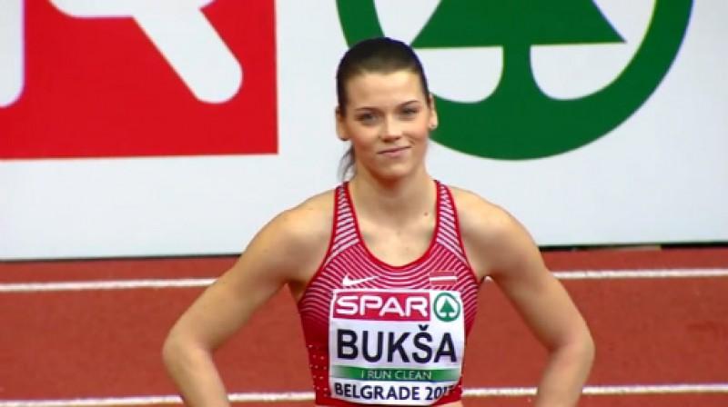 Sindija Bukša Foto: European Athletics