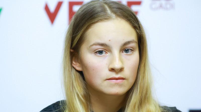 Daniela Vismane Foto: Dmitrijs Suļžics, F64