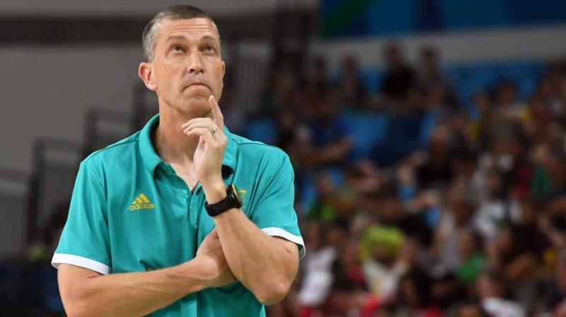 Austrālijas izlases galvenais treneris Andrejs Lēmanis. Foto: AFP / Scanpix