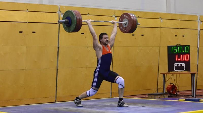 Vladislavs Hamiduļļins. Foto: Ogres novada sporta centrs