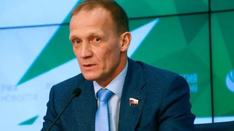 Krievijas Biatlona federācijas prezidents Vladimirs Dračovs, Foto: Sports.ru