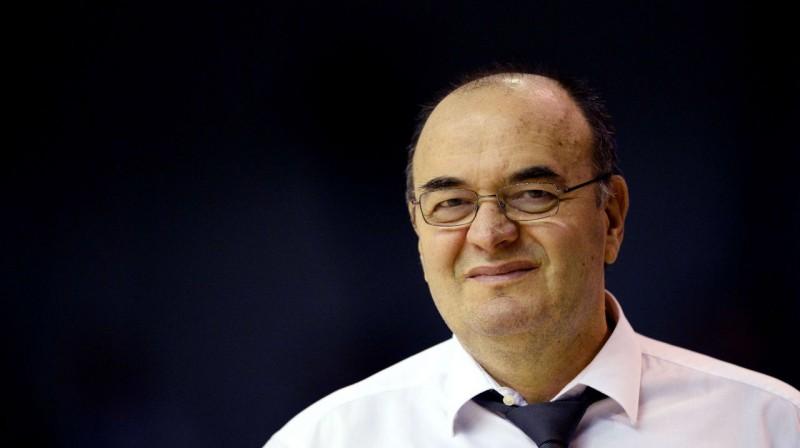 Duško Vujoševičs. Foto: AFP / Scanpix
