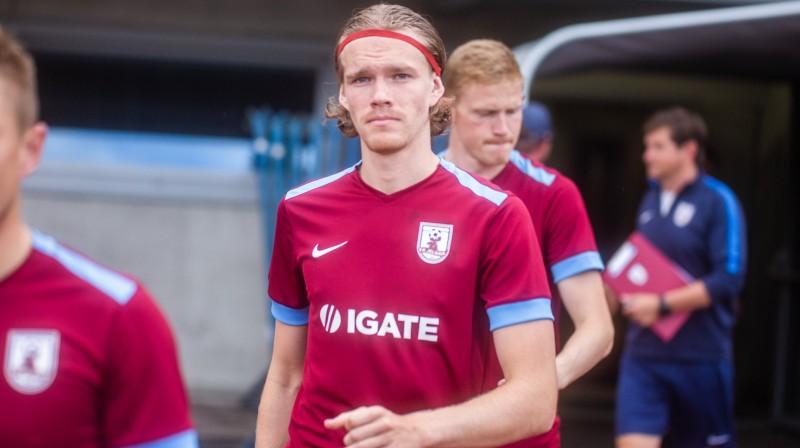 Ivo Minkevičs. Foto: FK Jelgava