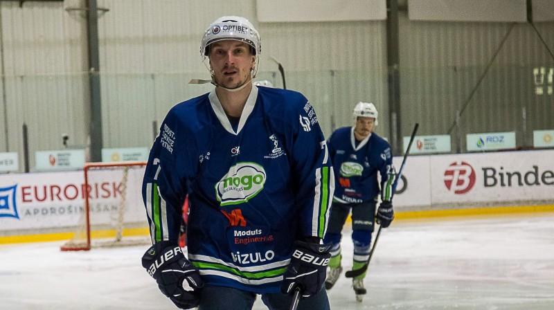 Jānis Straupe. Foto: Guntis Lazdāns/OHL