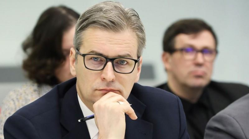 Mārtiņš Bondars. Foto: Evija Trifanova, LETA