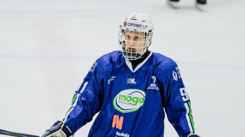 Martins Laviņš. Foto: HK Mogo