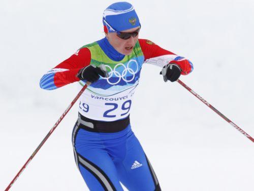 Krievijas slēpotāja sašutusi par dopinga pārbaudi agrā rītā