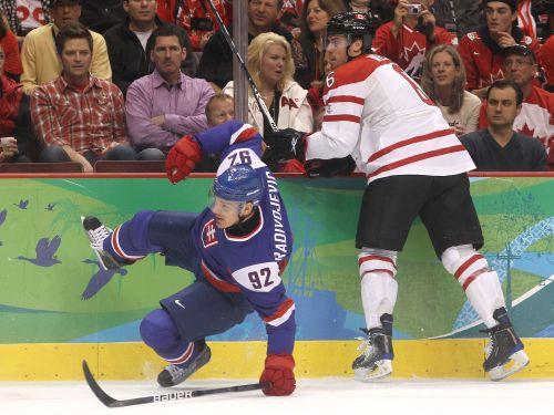 """Radivojevičs: """"Slovākiem un krieviem šajā olimpiādē nepaveicās"""""""