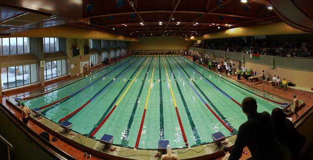 Ņikitinai Latvijas rekords arī 100 metros uz muguras