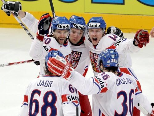 Krievija gāzta, Čehija - pasaules čempione
