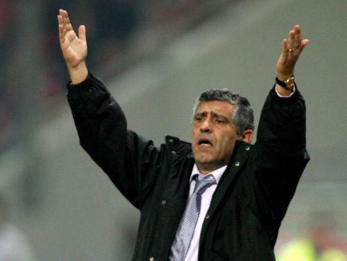 Santušs kļūst par Grieķijas izlases galveno treneri