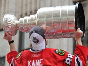 """NHL sezona sākas: """"melnie vanagi"""" – notriekti?"""