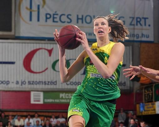 Zane Tamane - Ungārijas čempione
