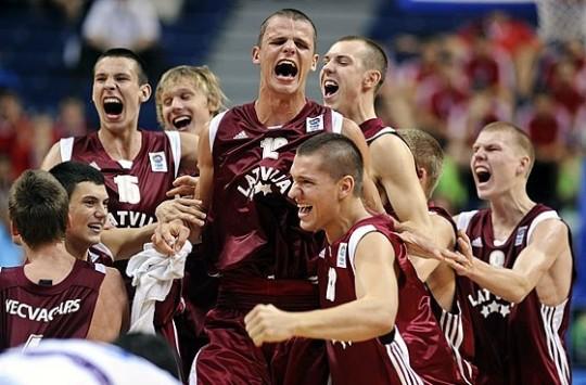 Pasaules labākie juniori Liepājā, Valmierā un Rīgā