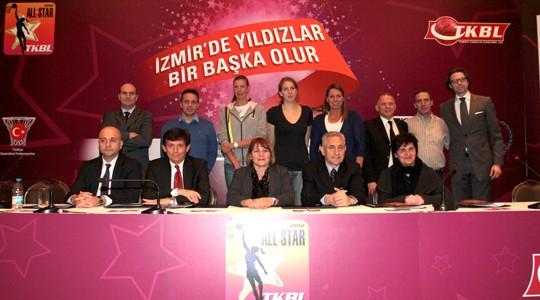 "Zane Tamane spīdēs Turcijas ""All Star Game"" Izmirā"