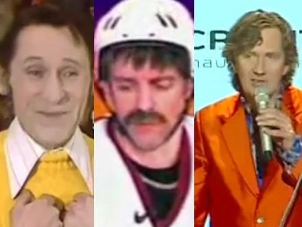 Visu laiku labākās parodijas un joku plēsēji Latvijas televīzijās. TOP 14