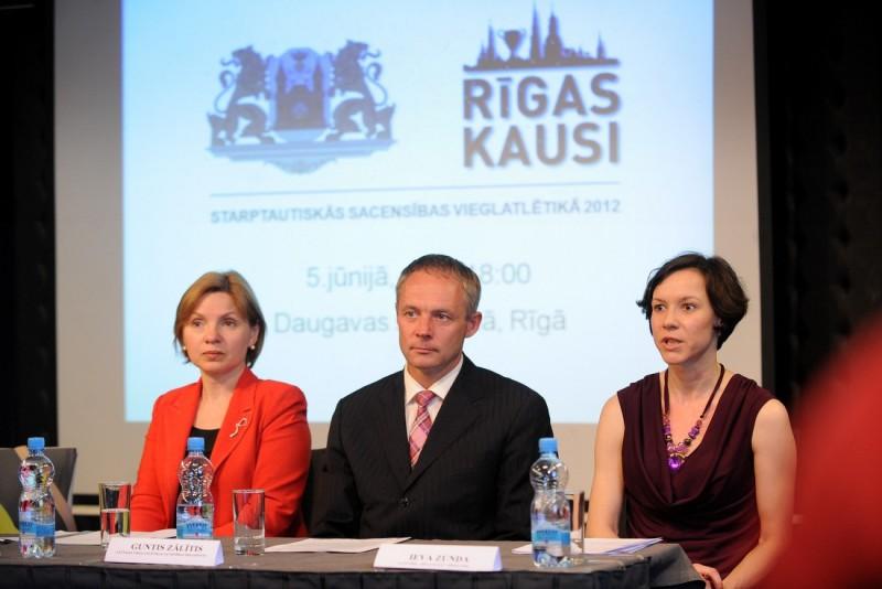 """Zālītis: """"Sekmīgi turpinot, visaugstākā līmeņa atlēti Rīgā ir laika jautājums"""""""