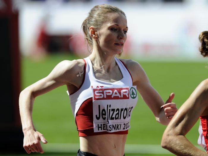 Jeļizarovai sestā vieta Eiropas čempionātā