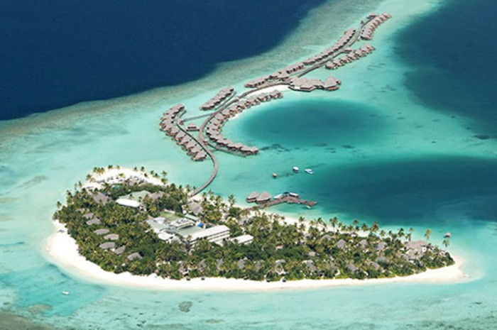Dabiskas izsmalcinātības un pārsteidzoša luksusa valstība- Constance Halaveli Maldives