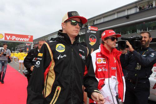 """Verņē: """"Alonso un Raikonena kombinācija ir bumba ar laika degli"""""""