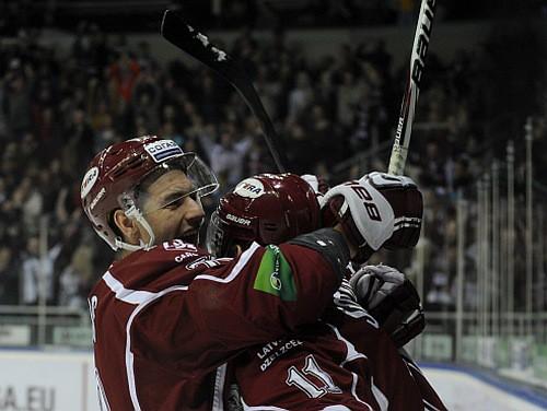 """Rīgas """"Dinamo"""" asumi un piektā uzvara pēc kārtas"""