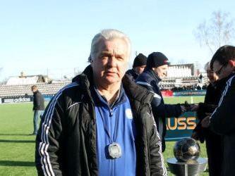 "Par FK ""Jelgava"" galveno treneri kļūst Beškarevs"