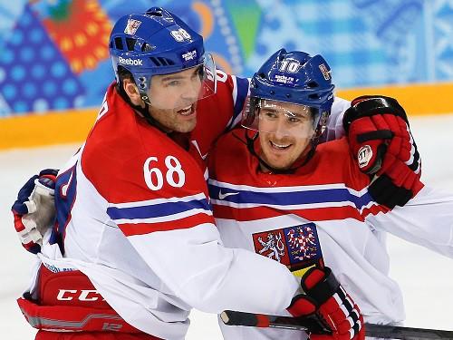 Čehija ne bez grūtībām iekļūst ceturtdaļfinālā, spēlēs pret ASV