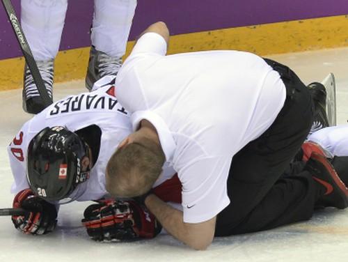 Tavaresam pret Latviju nopietns savainojums un sezona beigusies
