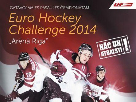 Konkurss: Cīnies par hokeja izlases spēļu kreklu un biļetēm pret Krieviju!