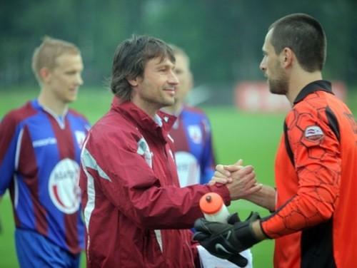 """Virslīgas labākie augustā - """"Jelgavas"""" pārstāvji Astafjevs un Ikstens"""