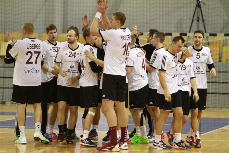 Latvijai triumfs Rīgas domes kausā pēc astoņu gadu pārtraukuma