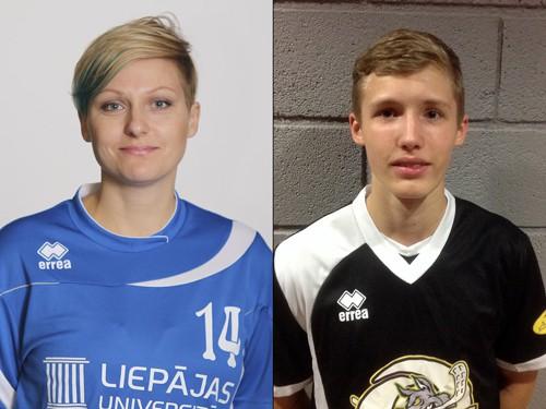 Sporta Punkts mēneša spēlētāji – Berga un Ragovskis