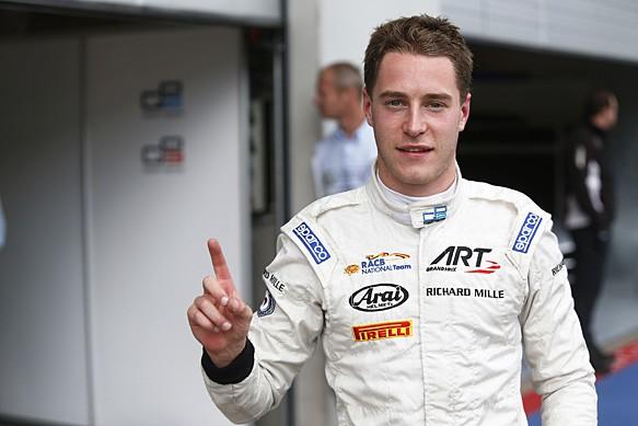 """GP2 čempions Vandūrns kļuvis par """"McLaren"""" oficiālo testpilotu"""