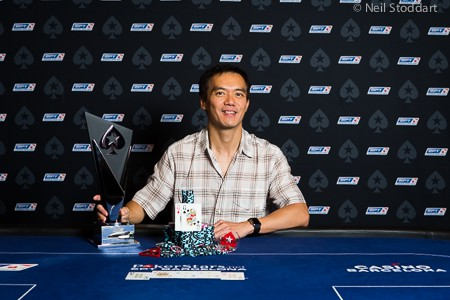 EPT Barselona turnīru uzvar pokera profesionālis Džons Džuanda