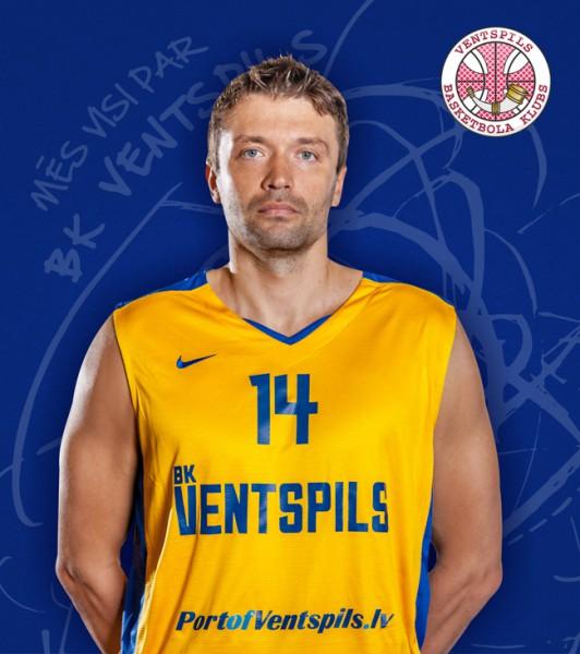 Kristaps Janičenoks #14