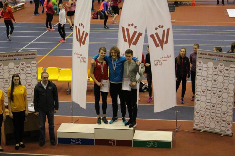 Latvijas vieglatlētu jaunās paaudzes čempionāts