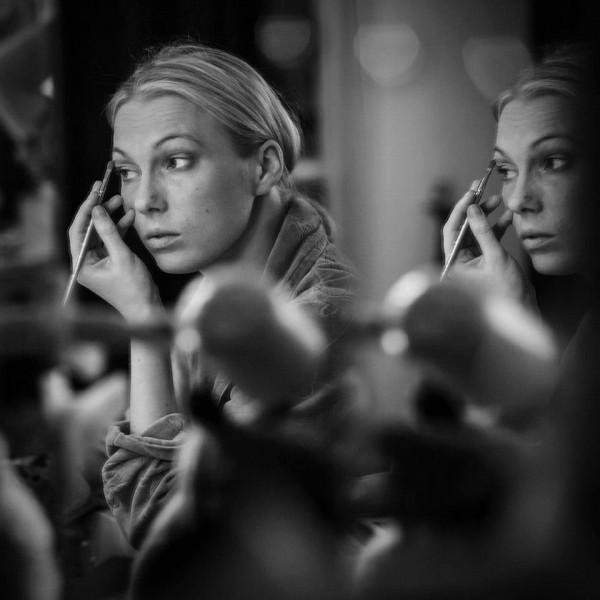 Aktrise Līga Zeļģe par cilvēka mainību un personības daudzšķautnainību